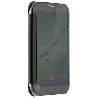 Avis Avizar Etui folio Noir pour Samsung Galaxy S6