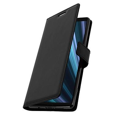 Avizar Etui folio Noir pour Sony Xperia 1 pas cher