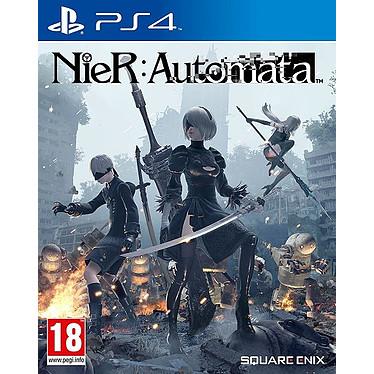 Nier Automata (PS4) Jeu PS4 Action-Aventure 18 ans et plus