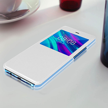 Acheter Avizar Etui folio Blanc pour Huawei P Smart Z , Honor 9X