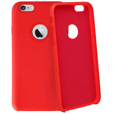 Avizar Coque Rouge pour Apple iPhone 6 , Apple iPhone 6S pas cher