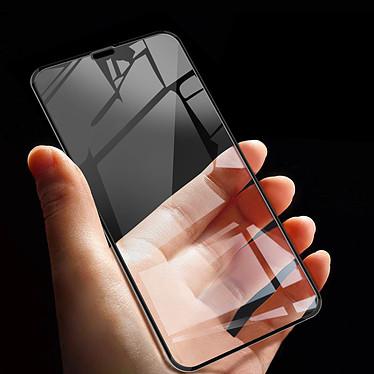 Acheter Avizar Film verre trempé Noir pour Apple iPhone XS Max, Apple iPhone 11 Pro Max