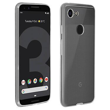 Avizar Coque Transparent pour Google Pixel 3 Coque Transparent Google Pixel 3