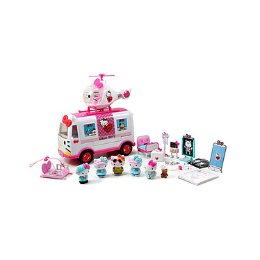 Hello Kitty - Set de sauvetage Rescue Set de sauvetage Rescue Hello Kitty.