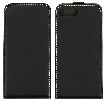 Avizar Etui à clapet vertical Noir pour Apple iPhone 7 Plus , Apple iPhone 8 Plus pas cher