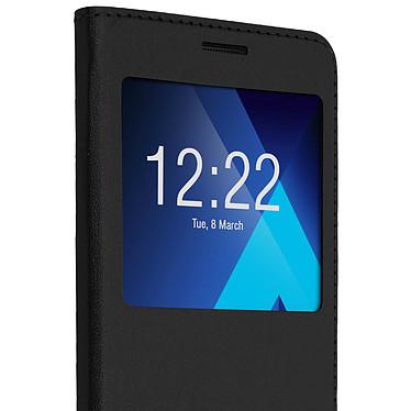 Avis Avizar Etui folio Noir pour Samsung Galaxy A3 2017