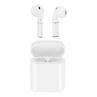 Avizar Ecouteurs sans-fil Blanc pour Appareils dotés de la fonction Bluetooth Ecouteurs sans-fil Blanc Appareils dotés de la fonction Bluetooth
