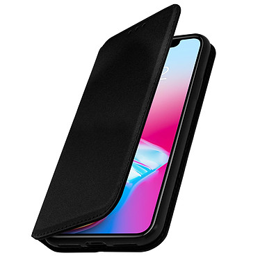 Avizar Etui folio Noir pour Apple iPhone X , Apple iPhone XS Etui folio Noir Apple iPhone X , Apple iPhone XS