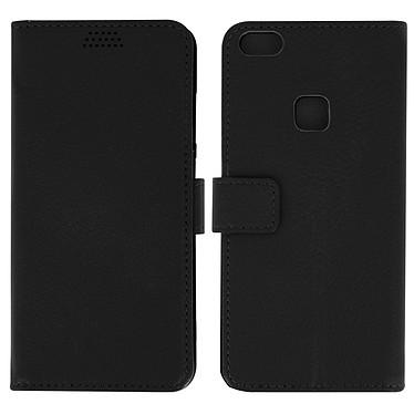 Avizar Etui folio Noir pour Huawei P10 Lite pas cher