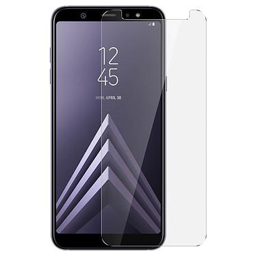 Avizar Film verre trempé Transparent pour Samsung Galaxy A6 Plus Film verre trempé Transparent Samsung Galaxy A6 Plus