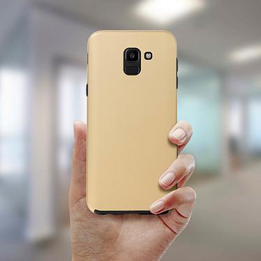 Avis Avizar Coque Dorée pour Samsung Galaxy J6