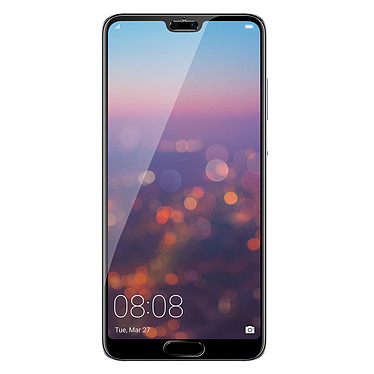 Avis Avizar Film verre trempé Noir pour Huawei P20 Pro