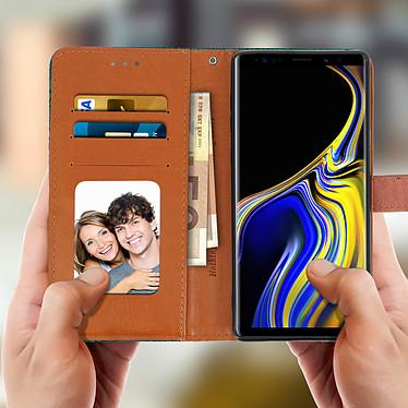 Acheter Avizar Etui folio Bleu pour Samsung Galaxy Note 9