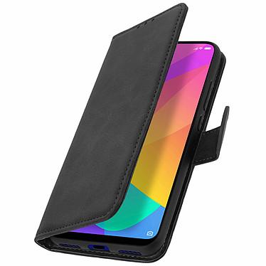 Avizar Etui folio Noir pour Xiaomi Mi A3 pas cher