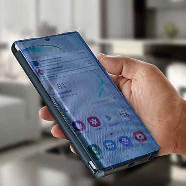 Avis Avizar Etui folio Bleu pour Samsung Galaxy Note 10