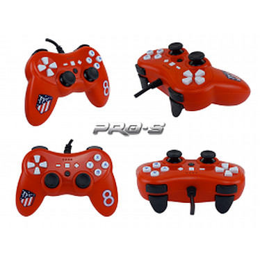 Atlético de Madrid Pro S wired controller Nintendo Switch Switch pas cher