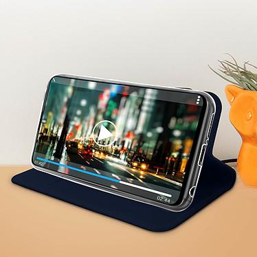 Acheter Avizar Etui folio Bleu Nuit pour Asus ZenFone 6