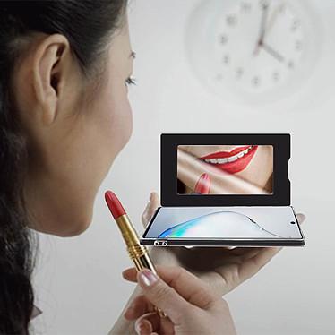 Acheter Avizar Etui folio Noir Miroir pour Samsung Galaxy Note 10