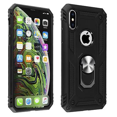 Avizar Coque Noir Bague de maintien pour Apple iPhone XS Max Coque Noir bague de maintien Apple iPhone XS Max