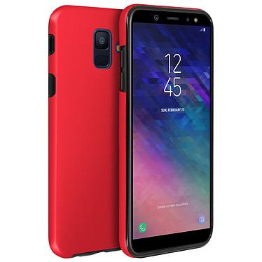 Avizar Coque Rouge pour Samsung Galaxy A6 pas cher