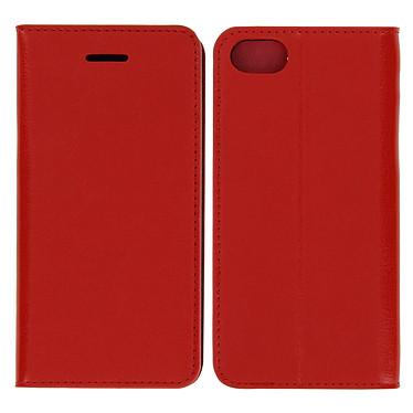 Avizar Etui folio Rouge pour Apple iPhone 7 , Apple iPhone 8 , Apple iPhone SE 2020 pas cher