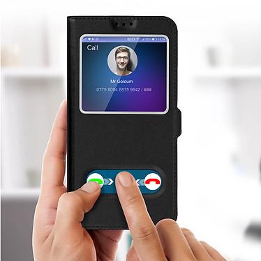 Avis Avizar Etui folio Noir pour Nokia 8.1