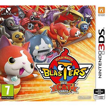 Yo kai Watch Blasters Peloton Du Chat Rouge 3DS  (DS) Jeu DS Action-Aventure
