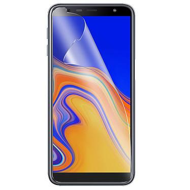 Avizar Film protecteur Transparent pour Samsung Galaxy J6 Plus Film protecteur Transparent Samsung Galaxy J6 Plus