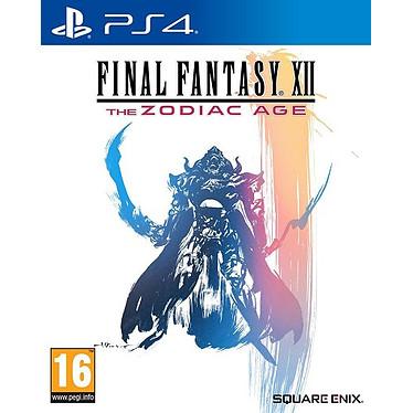 Final Fantasy XII The Zodiac Age (PS4) Jeu PS4 Action-Aventure 16 ans et plus