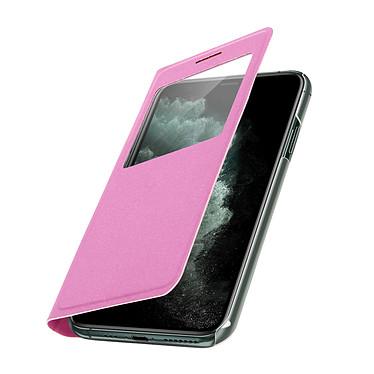 Avizar Etui folio Rose pour Apple iPhone 11 Pro Max pas cher