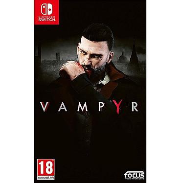 Vampyr (SWITCH) Jeu SWITCH Action-Aventure 18 ans et plus