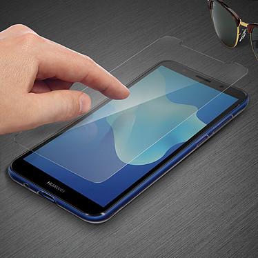 Avis Avizar Coque Transparent avec film pour Huawei Y5 2018 , Honor 7S
