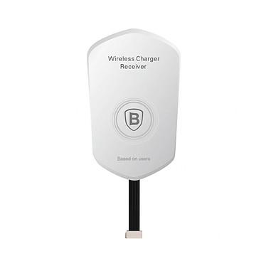 Cellys Chargeur sans fil  et adaptateur Qi pour iPhone 5 et Plus Chargeur sans fil  et adaptateur Qi pour iPhone 5 et Plus
