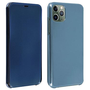Avizar Etui folio Bleu pour Apple iPhone 11 Pro Max Etui folio Bleu Apple iPhone 11 Pro Max