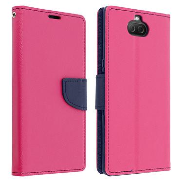 Avizar Etui folio Fuchsia pour Sony Xperia 10 Plus Etui folio Fuchsia Sony Xperia 10 Plus