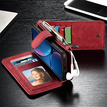 Acheter Avizar Etui folio Rouge pour Apple iPhone XR