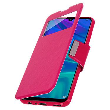 Avizar Etui folio Rose pour Huawei P Smart 2019 , Honor 10 Lite pas cher