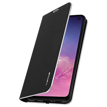 Avizar Etui folio Noir pour Samsung Galaxy S10e pas cher