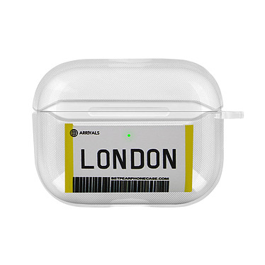 Avizar Coque London pour AirPods Pro Coque  AirPods Pro