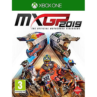 MXGP 2019 (XBOX ONE) Jeu XBOX ONE Course 3 ans et plus