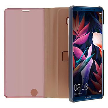 Avis Avizar Etui folio Rose pour Huawei Mate 10 Pro