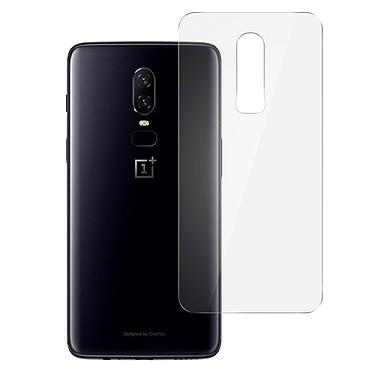 Avizar Film protecteur Transparent pour OnePlus 6 pas cher