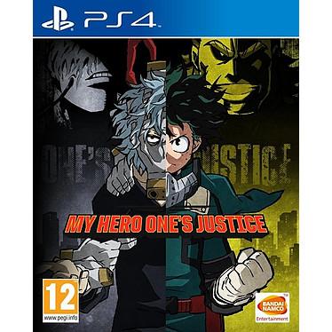 My Hero One s Justice (PS4) Jeu PS4 Combat 12 ans et plus