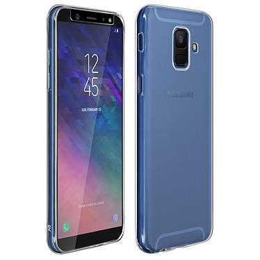 Avizar Coque Transparent pour Samsung Galaxy A6 Coque Transparent Samsung Galaxy A6