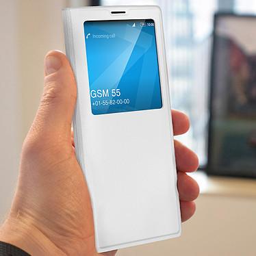 Avis Avizar Etui folio Blanc pour Sony Xperia 1