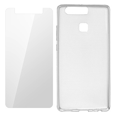 Avizar Pack protection Transparent pour Huawei P9 pas cher