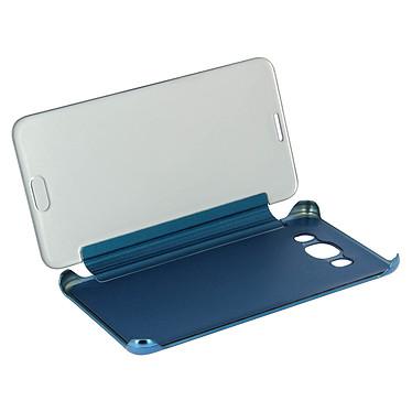 Avizar Etui folio Bleu pour Samsung Galaxy J5 2016 Etui folio Bleu Samsung Galaxy J5 2016