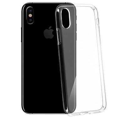Avizar Coque Transparent pour Apple iPhone X , Apple iPhone XS Coque Transparent Apple iPhone X , Apple iPhone XS