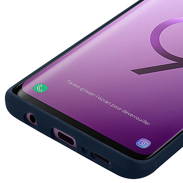 Acheter Avizar Coque Bleu Nuit pour Samsung Galaxy S9