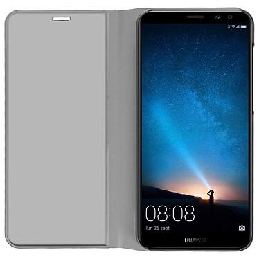 Acheter Avizar Etui folio Argent pour Huawei Mate 10 Lite